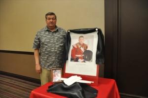 Ron Church Lee Rigby Memorial