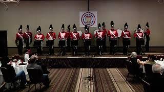 The Boston Crusaders Senior Drum & Bugle Corps Percussion Ensemble 2016