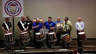 The Armed Forces Combine Drum Ensemble 2016