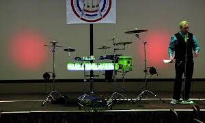 """John Donovan - """"The Party Percussionist"""" 2016"""
