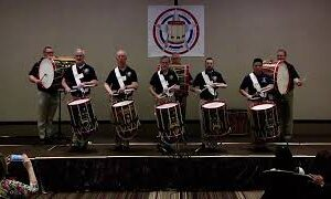 The Old Guard Fife & Drum Corps Alumni Ensemble 2016
