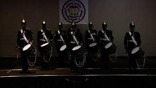 The Corps of Drums of the Royal Logistic Corps 2016