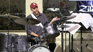 A Drum Clinic by Steve Fidyk & Dominick Cuccia 2017