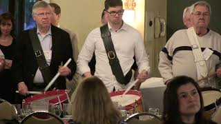 Massed Drumming 2017