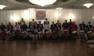 Massed Drumming 2018