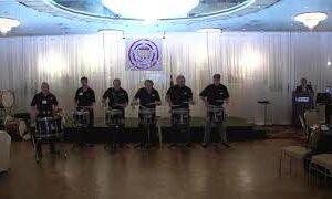 St. Lucy's Drum Ensemble 2018
