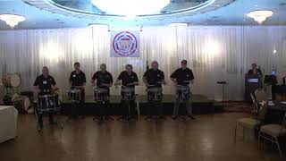 St. Lucy's Drum Ensemble 2018